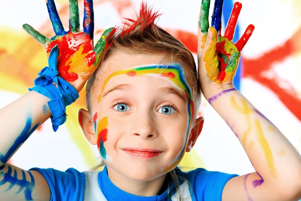 Çocuklar için Bir Yaratıcı Yazı Atölyesi Çalışması